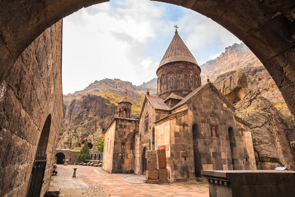 Organization of tours in Armenia