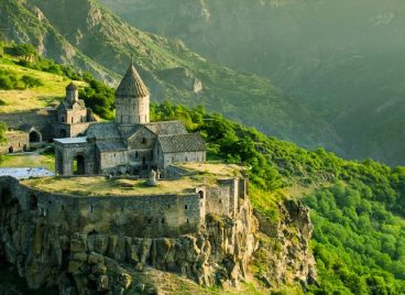 Blog / Organization of tours in Armenia